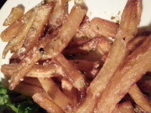 Rosie O'Grady's garlic fries